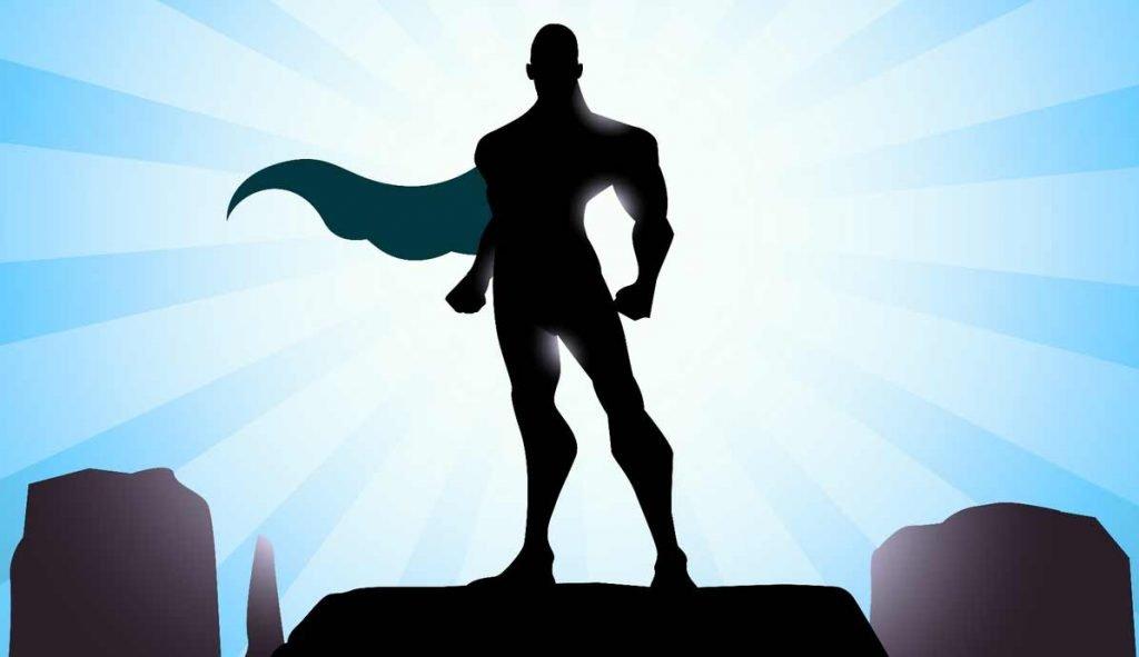 We are Superheros